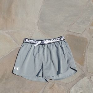 Girl's Athletic Shorts